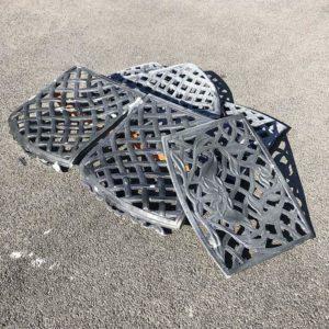 Préparation de surface métal par aérogommage Morbihan