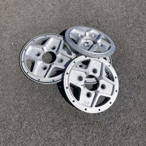 Préparation de surface aluminium - Motbihan - Vannes - Theix - Sulniac - Surzur