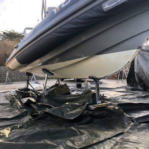 Décapage par aérogommage - Morbihan