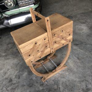 Photos décapage sur bois
