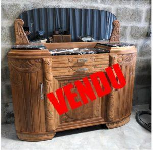 Vente de meubles décapés par aérogommage, Morbihan, Vannes, Theix, Surzur, Sarzeau